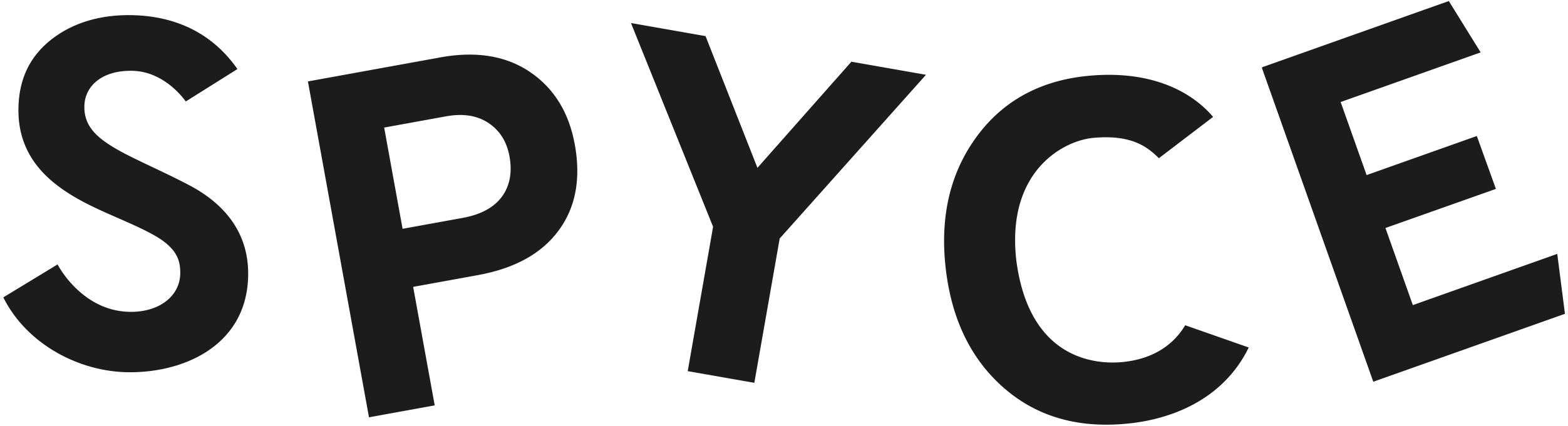 Spyce logo