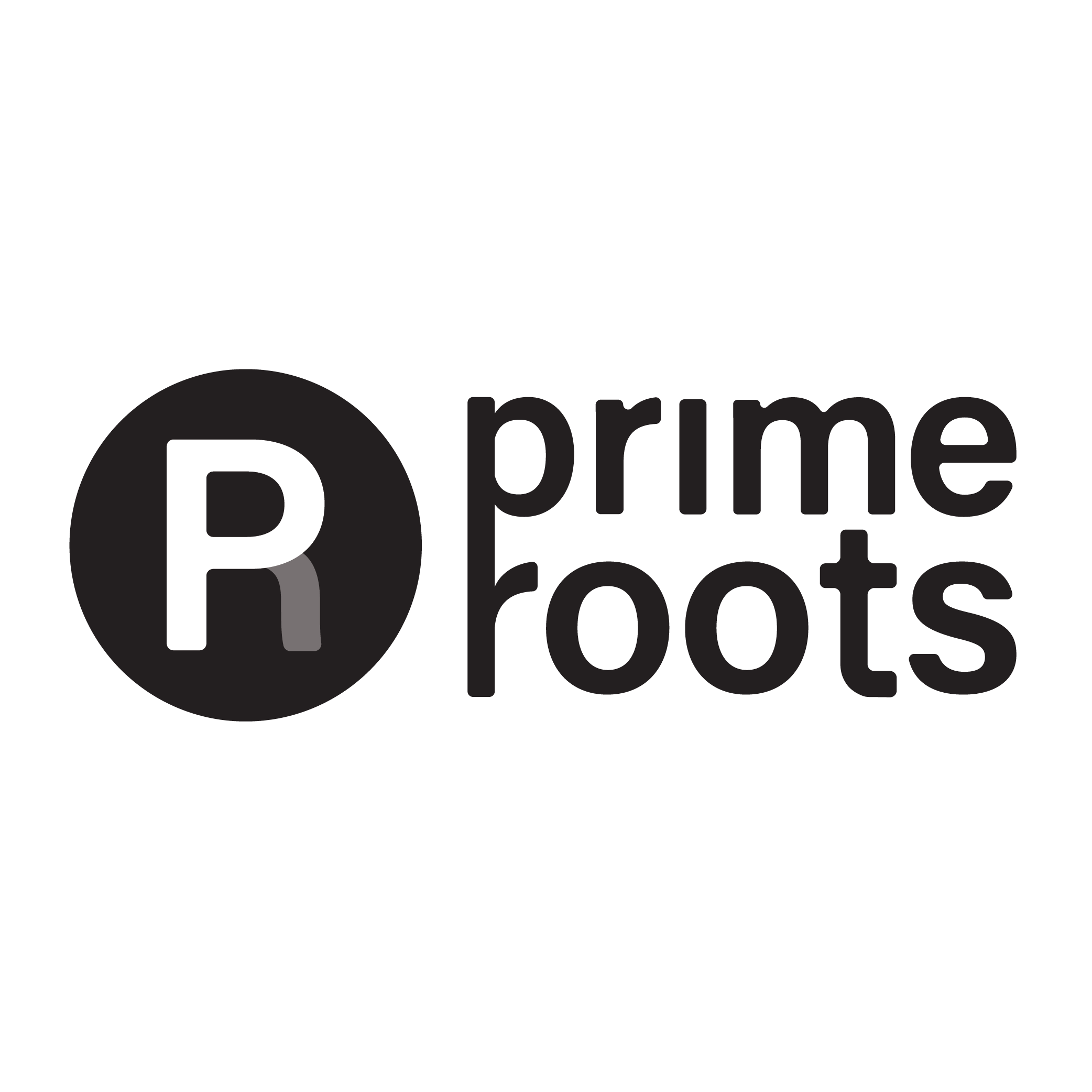 Prime Roots logo