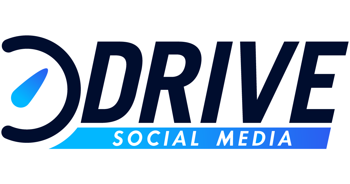 DRIVE Social Media logo