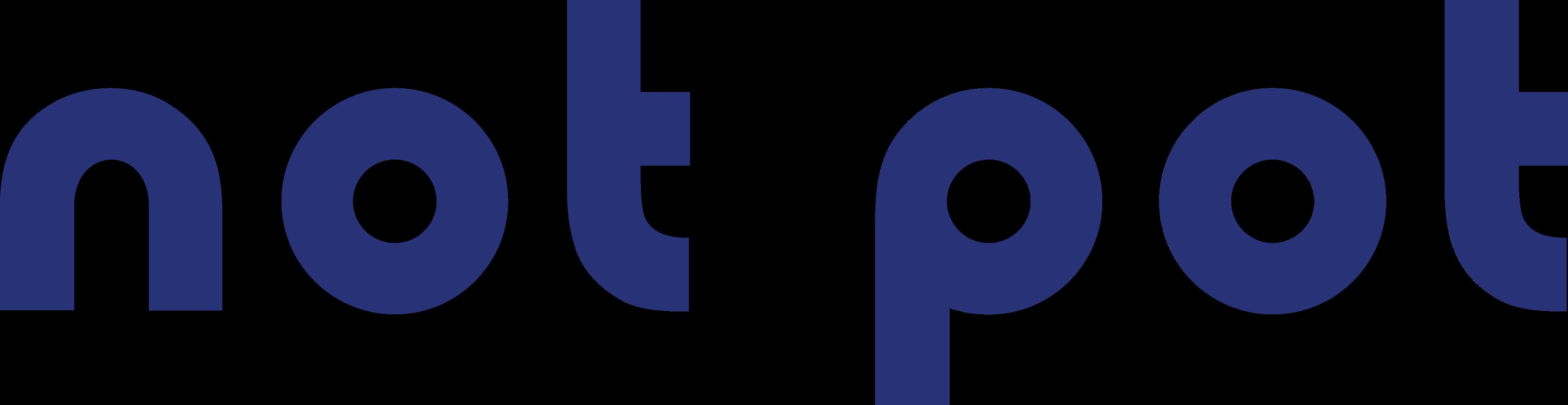 Not Pot logo