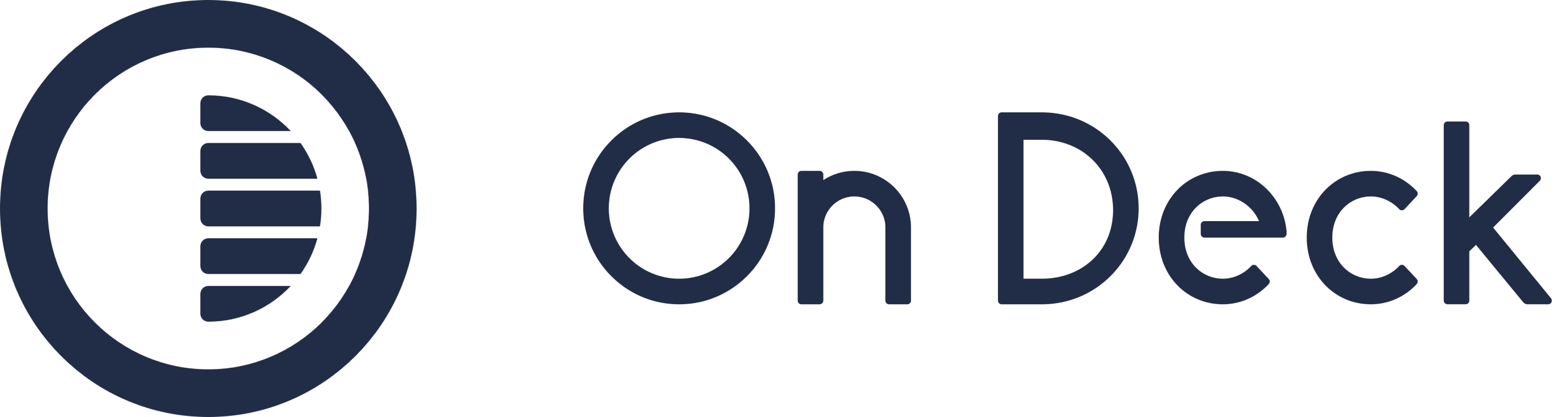 On Deck logo