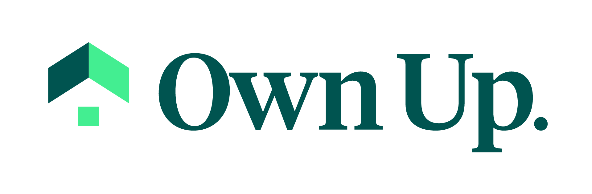 Own Up logo