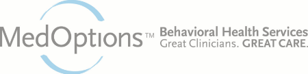 MedOptions Behavioral Health Services  logo