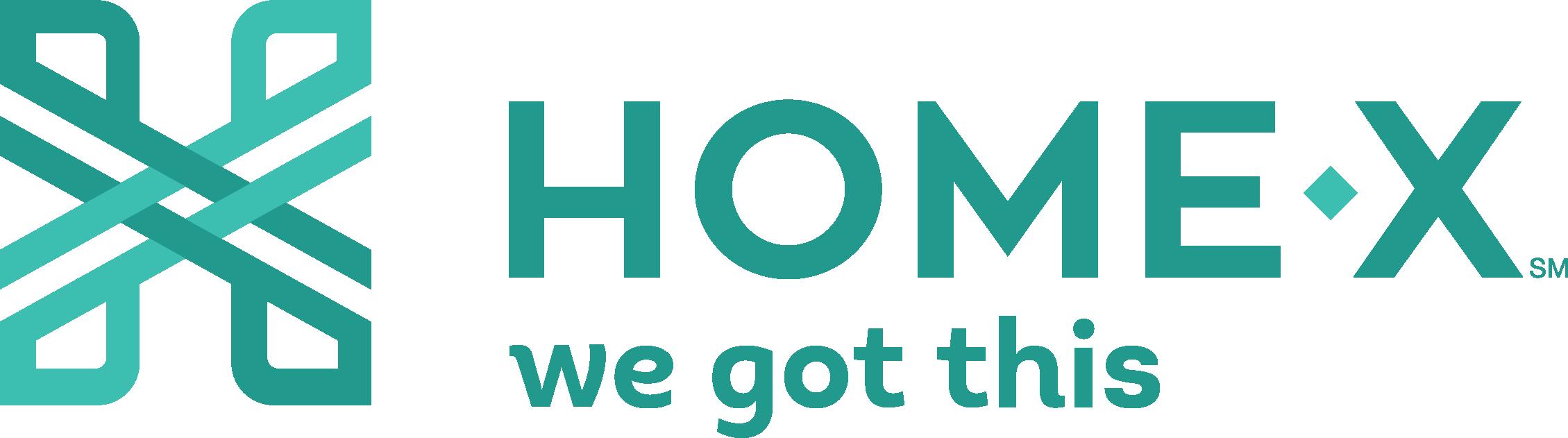 HomeX logo