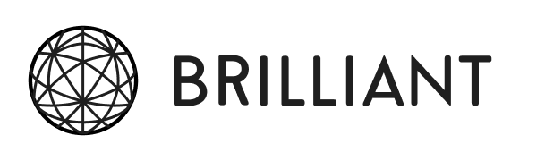 Brilliant logo/link