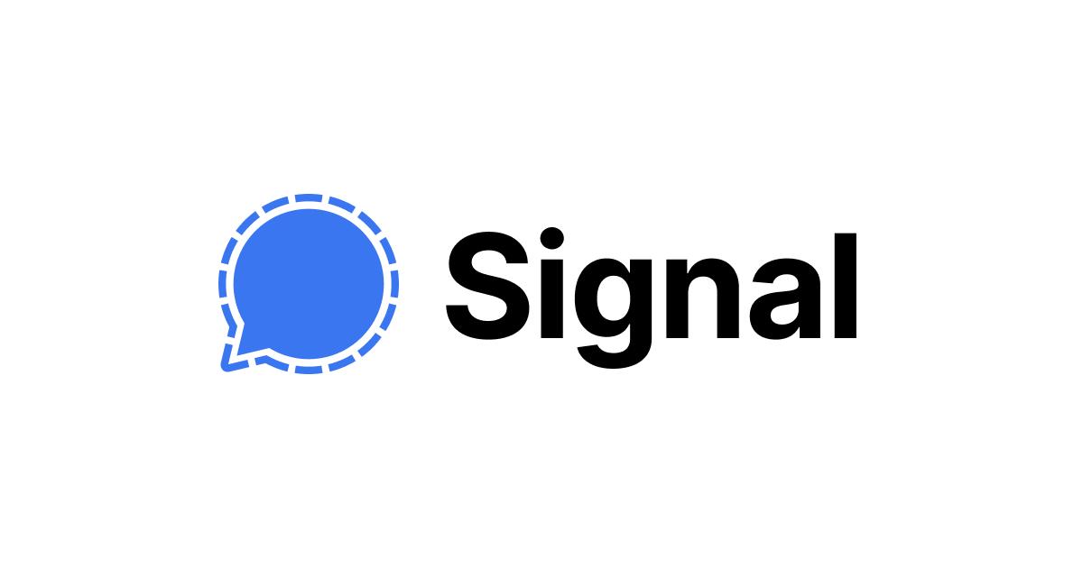 Signal Messenger - Product Designer