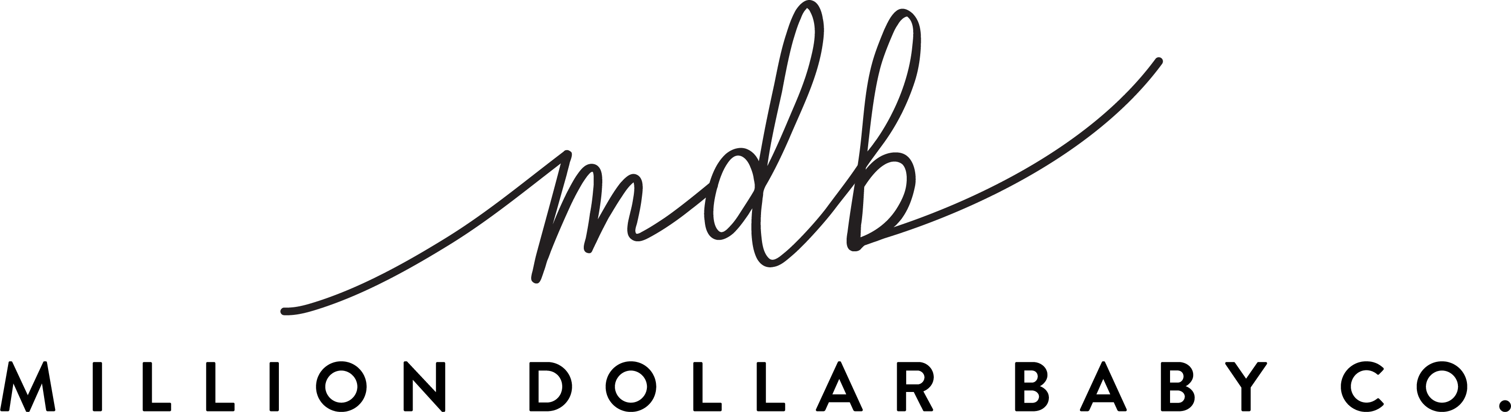 Million Dollar Baby Co. logo