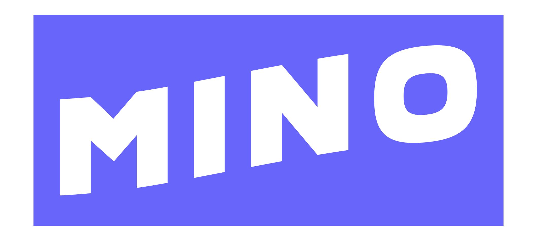 Mino Games logo