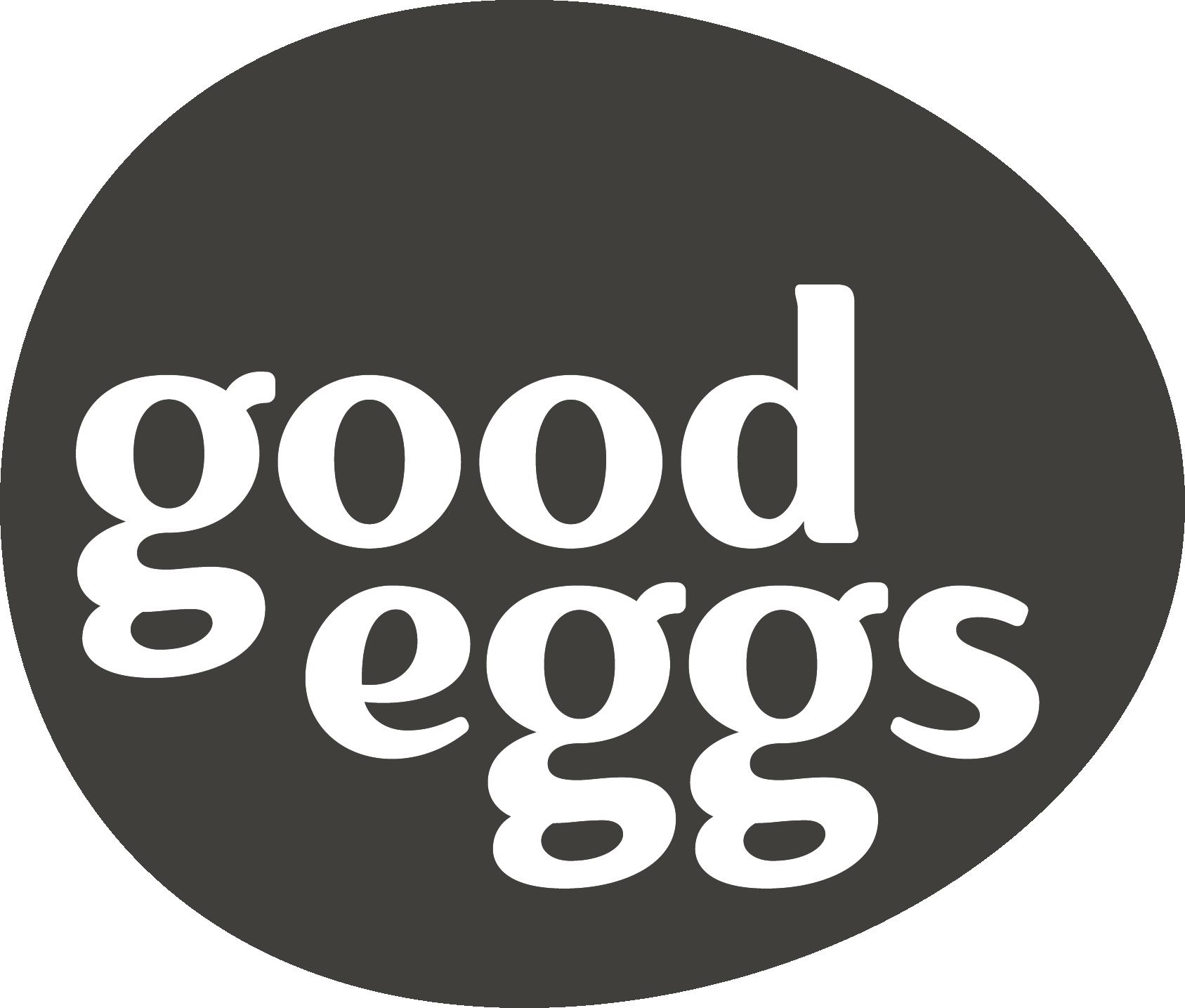 Good Eggs logo