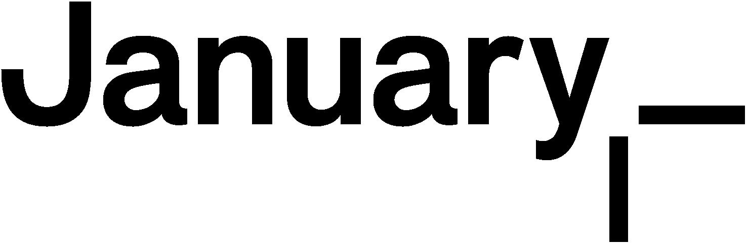 January logo